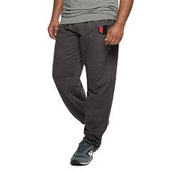 Big & Tall Champion Fleece Jogger Pants