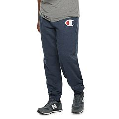 Big & Tall Champion Fleece Jogger Pants