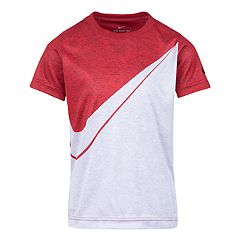 Boys 4-7 Nike Dri-FIT Colorblock Logo Graphic Tee