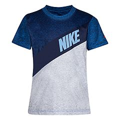 Boys 4-7 Nike Colorblock Sash Dri-FIT Graphic Tee