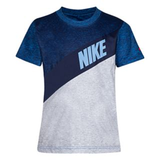 Boys 4-7 Nike Colorblock Sash Dri-FIT Graphic Tee