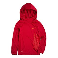 Boys 4-7 Nike Dri-FIT Graphic Hoodie