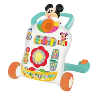 Disney's Mickey Mouse & Friends Roll n' Go Walker by Kiddieland