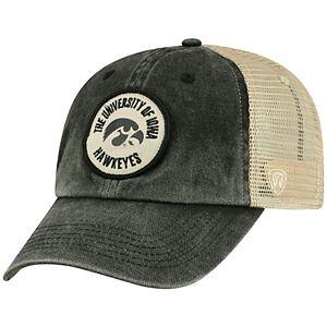 Adult Top of the World Iowa Hawkeyes Keepsake Adjustable Cap