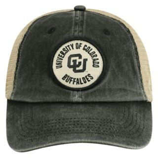 Adult Top of the World Colorado Buffaloes Keepsake Adjustable Cap