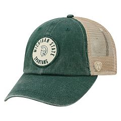 Adult Top of the World Michigan State Spartans Keepsake Adjustable Cap