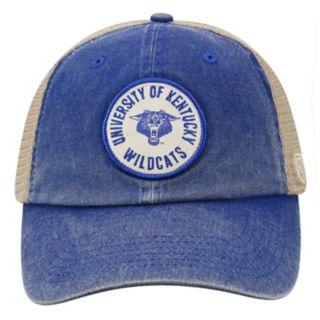 Adult Top of the World Kentucky Wildcats Keepsake Adjustable Cap