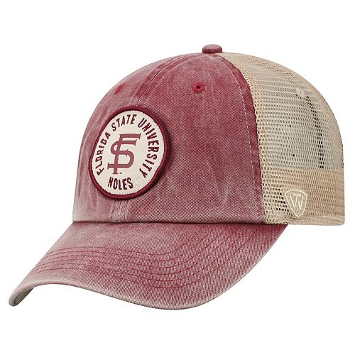 Adult Top of the World Florida State Seminoles Keepsake Adjustable Cap