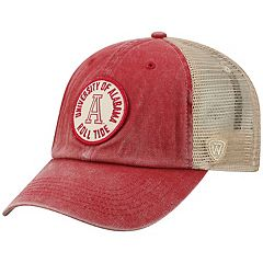 Adult Top of the World Alabama Crimson Tide Keepsake Adjustable Cap