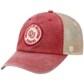 Adult Top of the World Oklahoma Sooners Keepsake Adjustable Cap
