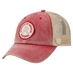 b0cf08956a5 Adult Top of the World Arkansas Razorbacks Keepsake Adjustable Cap