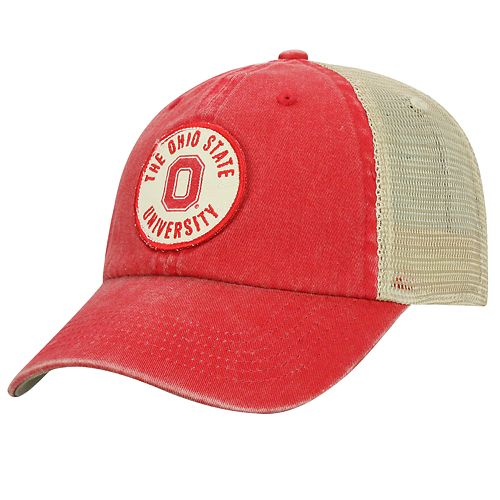 Adult Top of the World Ohio State Buckeyes Keepsake Adjustable Cap