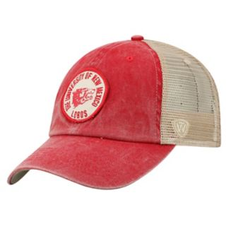 Adult Top of the World New Mexico Lobos Keepsake Adjustable Cap