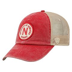 Adult Top of the World Nebraska Cornhuskers Keepsake Adjustable Cap