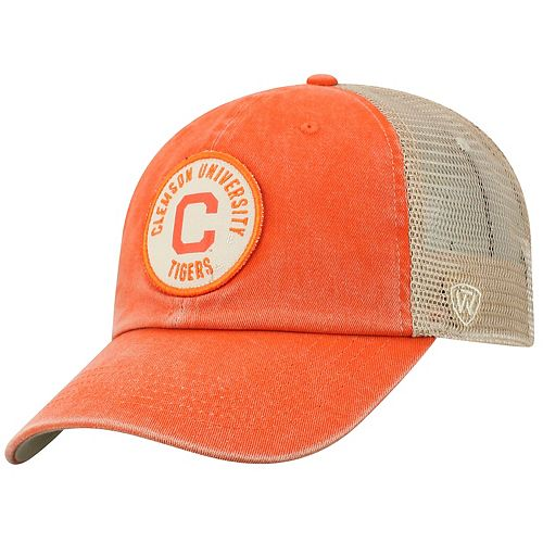 Adult Top of the World Clemson Tigers Keepsake Adjustable Cap