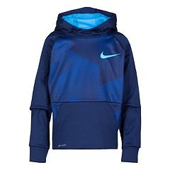 Boys 4-7 Thermal Abstract Dri-FIT Pullover Hoodie