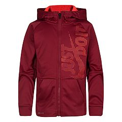 Boys 4-7 Therma Legacy 'Just Do It.' Hooded Jacket