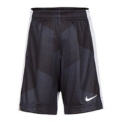 Boys 4-7 Nike Dri-FIT Abstract Athletic Shorts