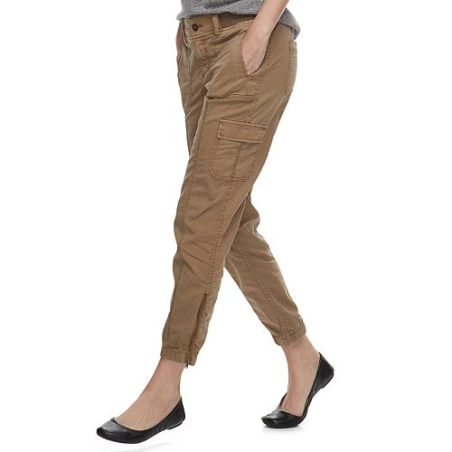 Women's SONOMA Goods for Life™ Convertible Joggers