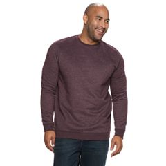 Men's Croft & Barrow® Classic-Fit Extra-Soft Crewneck Top