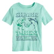 Boys 4-10 Jumping Beans® Shark VS. T-Rex Graphic Tee