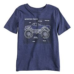Boys 4-10 Jumping Beans® Monster Truck Graphic Tee
