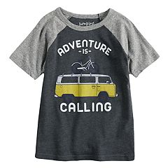 Boys 4-10 Jumping Beans® 'Adventure Is Calling' Van Graphic Tee