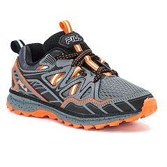 FILA® TKO TR 5.0 Boys Trail Running Shoes