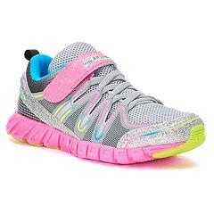 FILA® Crater 4 Strap Glitter Girls Sneakers