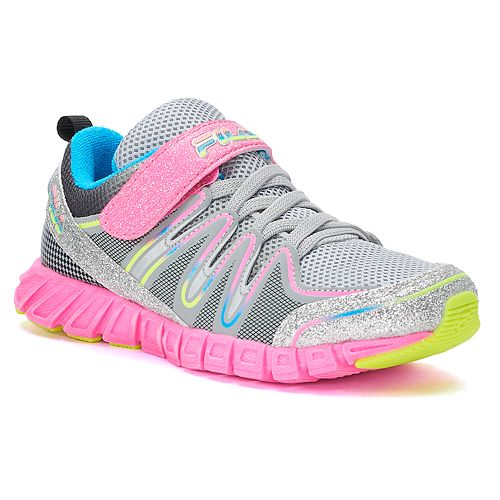 d5c8057d2abe FILA® Crater 4 Strap Glitter Girls Sneakers