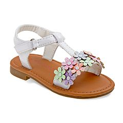 Laura Ashley Flowers Toddler Girls' Sandals