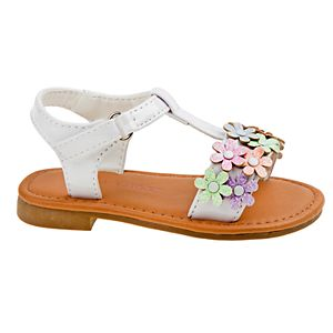 Laura Ashley Flowers Toddler Girls' Sandals