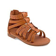 Laura Ashley Toddler Girls' Gladiator Sandals