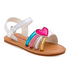 Laura Ashley Heart Toddler Girls' Sandals
