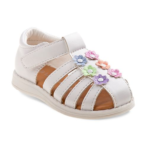 Laura Ashley Floral Toddler Girls' Sandals