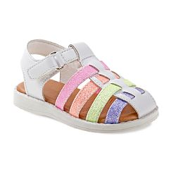 Laura Ashley Glitter Toddler Girls' Sandals