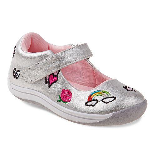 Laura Ashley Lifestyles Toddler Girls' Mary Jane Shoes