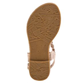 Laura Ashley Braided Toddler Girls' Sandals