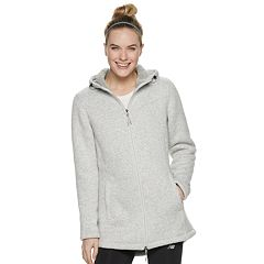 Women's New Balance Hooded Fleece Jacket