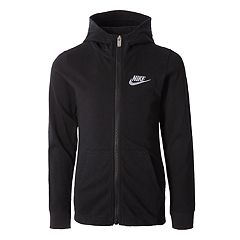 Boys 4-7 Nike Embroidered Zip Hoodie