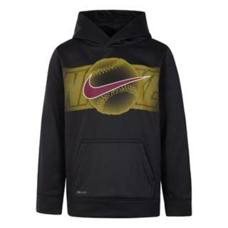 Boys 4-7 Nike Sports Ball Dri-FIT Pullover Hoodie