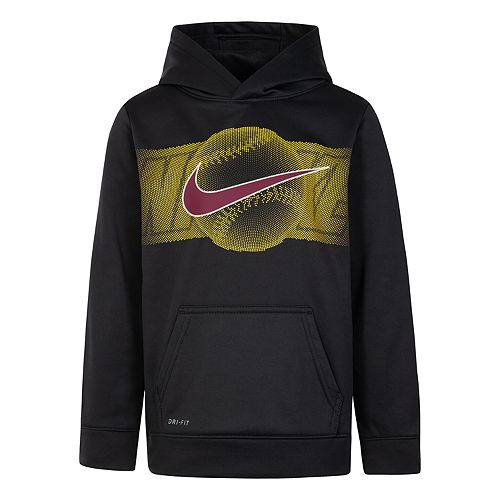 low priced 7f013 ef544 Boys 4-7 Nike Sports Ball Dri-FIT Pullover Hoodie
