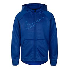 Boys 4-7 Nike Dri-FIT Zip-Front Hoodie