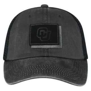 Adult Top of the World Colorado Buffaloes Land Vintage-Washed Cap