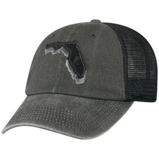 Adult Top of the World Florida Gators Land Vintage-Washed Cap