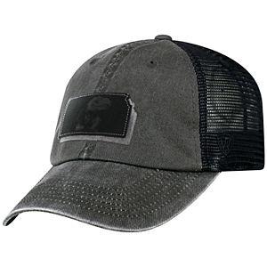 Adult Top of the World Kansas Jayhawks Land Adjustable Cap