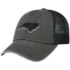 Adult Top of the World North Carolina State Wolfpack Land Vintage-Washed Cap