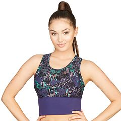 Women's Colosseum Vine Strappy Crop Top