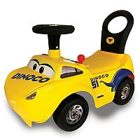Disney / Pixar Cars 3 My First Cruz Sound Activity Ride-On Vehicle by Kiddieland