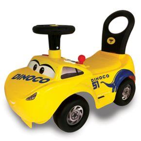 Disney / Pixar Cars 3 My First Cruz Sound Activity Ride-On Vehicle by Kiddieland